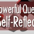 17 powerful questions for self reflection
