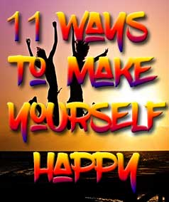 11 ways to make yourself happy without relying on external people, places, or events